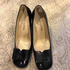 Louis Vuitton dress shoes.